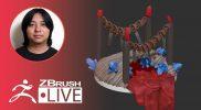 [JA & EN] ZBrushCore 2021 新機能解説 – Pixologic Daisuke Narukawa