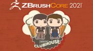 ZBrush Clubhouse – Pixologic Joseph Drust & Paul Gaboury
