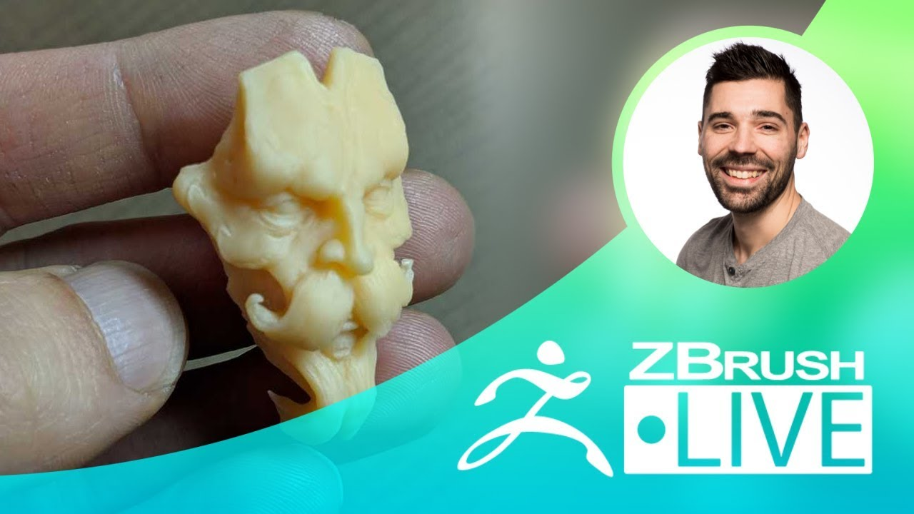 High Detail 3D Printed Collectibles with Sébastien Giroux – Episode 29