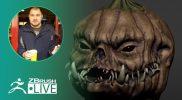 3D Pumpkin Sculpting in ZBrush! – Brendon Isaiah Bengtson – ZBrush 2021