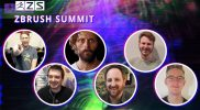 ZBRUSH IN EDUCATION – Louie Tucci, Jason Pinsker, Valentin Erbuke, & Ethan Price – ZBrush Summit