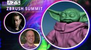 HASBRO PRESENTS: SCULPTING A GALAXY FAR, FAR AWAY… – Paul Bennett & Tom Rego – ZBrush Summit 2020