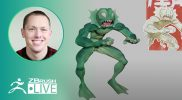 No Spare Time with SMAARTIST – Stephen Anderson – ZBrush 2021