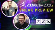 ZBrush 2021.5 Sneak Preview – ZBrush Summit 2020
