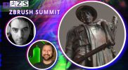 AN INSIGHT INTO DIGITAL SCULPTING FOR PHYSICAL PRODUCTION – James W. Cain & Monster City Studios