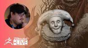 3D Model Krampus in ZBrush #withme ! Enter the ZBHO Dojo – Spicer McLeroy – Part 4