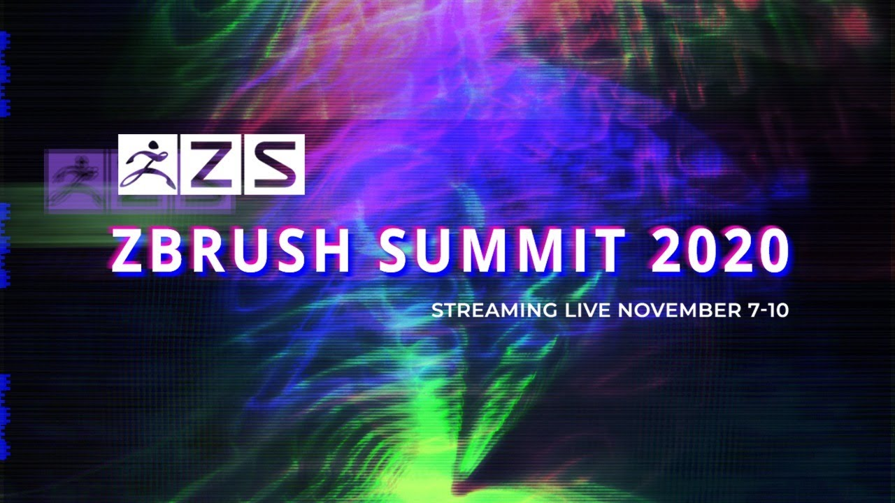 2020 ZBrush Summit – Day 1