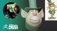 Sculpting Stylized Characters – Shane Olson – ZBrush 2021.5 – Part 2