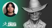 [JA] ライダージャケットを作りながら次に何を作るか検討する配信 – Pixologic Daisuke Narukawa
