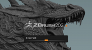 ZBrush 2021.5 – Contrast