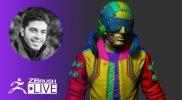 ZBrush Guides: Create a Cyberpunk Character #withme! – Pablo Muñoz Gómez – ZBrush 2021.5