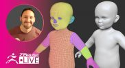 Pavlovich Workshop: Proportions for 3D Child Character – Michael Pavlovich – ZBrush 2021.5