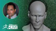 Lion-Arts: Sculpting Neo from the Matrix – Daniel Enrique De León – ZBrush 2021.6