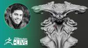 ZBrush Guides: Creature Concepts #withme! – Pablo Muñoz Gómez – ZBrush 2021.6