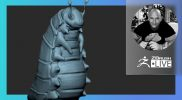 Sculpting with Andre Ferwerda: Character Design – ZBrush 2021.6