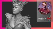 How to 3D Print & Paint Miniatures Part 2 – Pixologic Paul Gaboury x Miniac – Episode 5