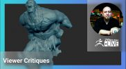 Critique Session Apr 27 – Submit Files for Review – T.S. Wittelsbach – ZBrush 2021.6