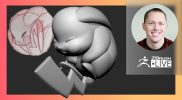 Sculpt Pikachu #withme! No Spare Time with SMAARTIST – Stephen Anderson – ZBrush 2021.6