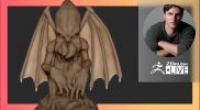 Sculpting Toys with 3D Printing in Mind – Ian Robinson – ZBrush 2021.6