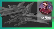 #AskZBrushLIVE – Pixologic Paul Gaboury – ZBrush 2021.6.4