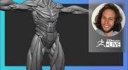 Digital Marathon: Original Robot Design – Deryck Pelegrini – ZBrush 2021.6