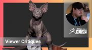 Enter the ZBHO Dojo – Spicer McLeroy: Viewer Critiques – ZBrush 2021.6