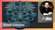 Sculpting, 3D Printing, & ZBrush 2021.6 – T.S. Wittelsbach (7-19-21 Part 2)