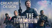 Creature Designer Ken Barthelmey Talks The Tomorrow War and Creating its Monster Aliens