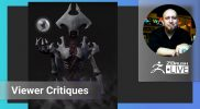 Critique Session (Partial Stream) – Submit Files for Review: http://zbru.sh/tsw – ZBrush 2021.6