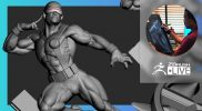 Mike T Artworks: Illustration by the Way of Sculpture – Mike Thompson – ZBrush 2021.6
