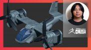ZBrush 2021.7 Premiere Week – LIVE Look Into the New Version! SF Aircraft Model – Daisuke Narukawa