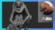 [UA & EN] Sadania ZBrushing – Sadan Vague – ZBrush 2021.6