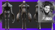 ZBrush Guides: Original Alien Concept Sculpture – Pablo Muñoz Gómez – ZBrush 2021.6