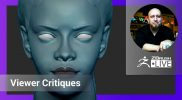 Critique Session – Submit Files for Review: http://zbru.sh/tsw – T.S. Wittelsbach – ZBrush 2021.7
