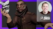No Spare Time with SMAARTIST – Stephen Anderson – ZBrush 2021.7