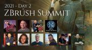 The ZBrush Summit – 2021
