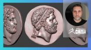 Sculpting Organic Jewelry Designs with ZBrush: Sculpting Baroque Elements – Nacho Riesco Gostanza