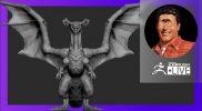 DopePope Sculpts Kaiju: Dragon Character Design – ZBrush 2021.7